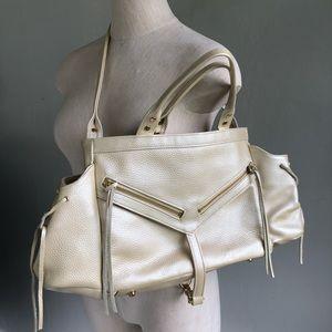 Botkier Satchel/Shoulder Bag in Pearl